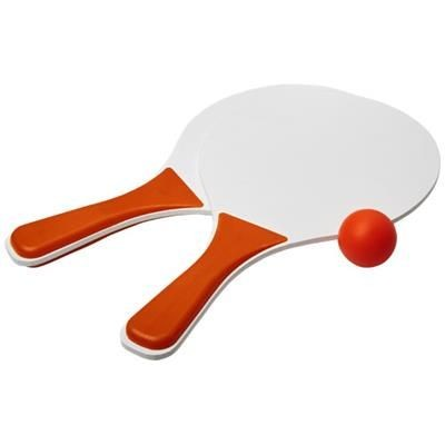 Picture of BOUNCE BEACH GAME SET in Orange