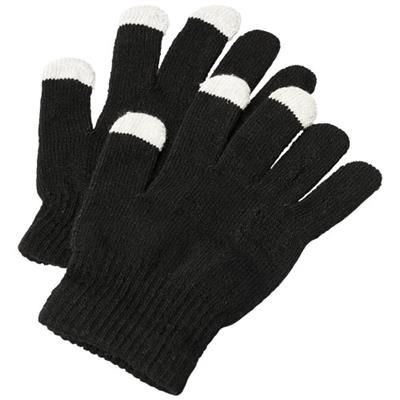 Picture of BILLY TACTILE GLOVES in Black Solid