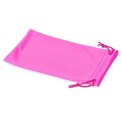 Picture of CLEAN MICROFIBRE POUCH FOR SUNGLASSES in Neon Fluorescent Pink