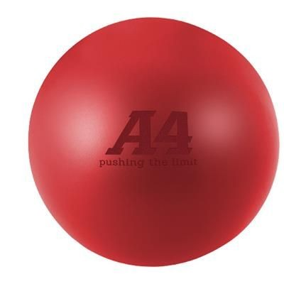 Picture of COOL ROUND STRESS RELIEVER in Red