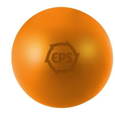 Picture of COOL ROUND STRESS RELIEVER in Orange