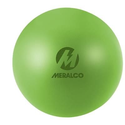 Picture of COOL ROUND STRESS RELIEVER in Lime