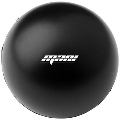 Picture of COOL ROUND STRESS RELIEVER in Black Solid