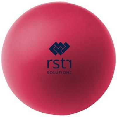Picture of COOL ROUND STRESS RELIEVER in Pink