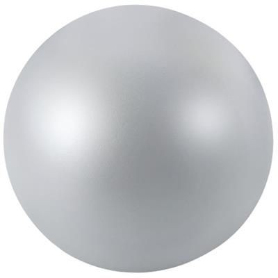 Picture of COOL ROUND STRESS RELIEVER in Silver