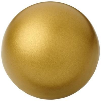 Picture of COOL ROUND STRESS RELIEVER in Gold
