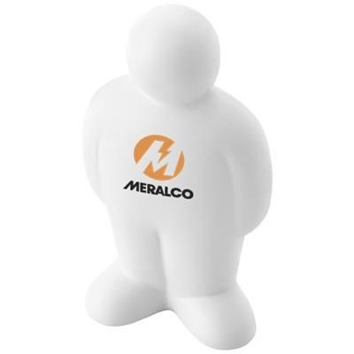Picture of IGOO STRESS RELIEVER MAN in White Solid