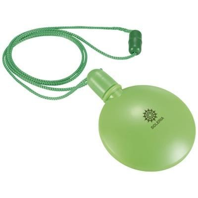Picture of BLUBBER ROUND BUBBLE DISPENSER in Lime