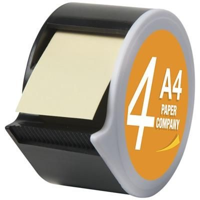 Picture of PIPS STICKY TAPE in Black Solid
