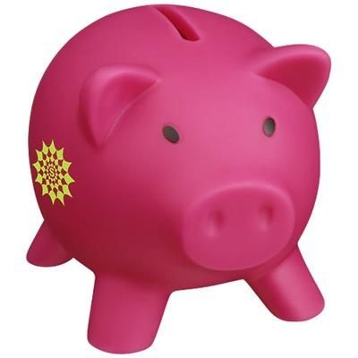 Picture of PIGGY COIN BANK in Pink