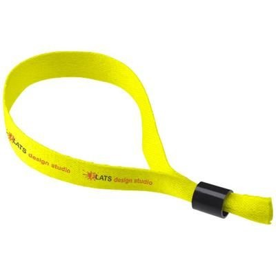 Picture of TAGGY BRACELET with Security Lock in Yellow