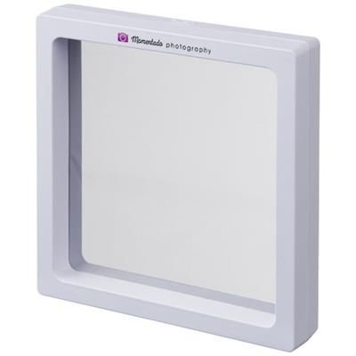 Picture of SHRINK PACKING GIFTBOX with Abs Frame in White