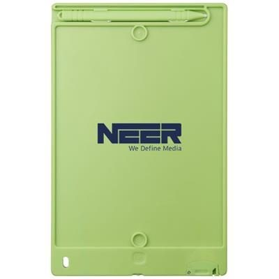 Picture of LEO LCD WRITING TABLET in Lime