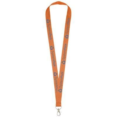 Picture of IMPEY LANYARD with Convenient Hook in Orange