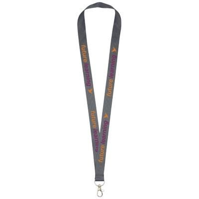 Picture of IMPEY LANYARD with Convenient Hook in Grey