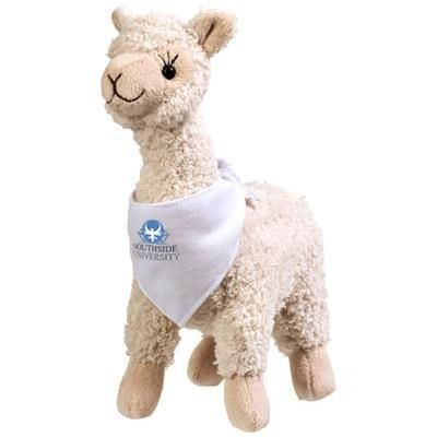 Picture of ALPACA CUZCO in White Solid