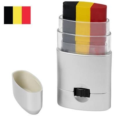 Picture of VELOX BODY PAINT - BELGIAN in Black Solid-yellow