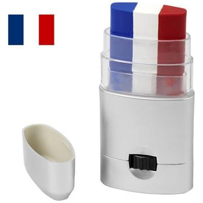 Picture of VELOX BODY PAINT - FRANCE in Blue-white Solid