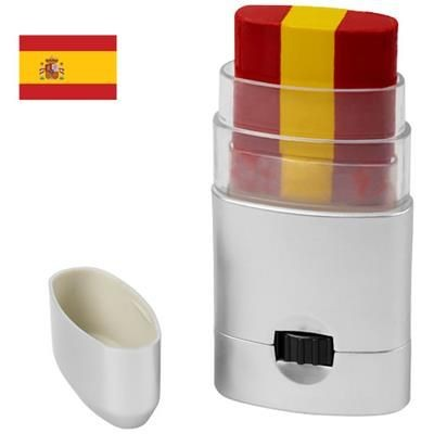 Picture of VELOX BODY PAINT - SPAIN in Red-yellow