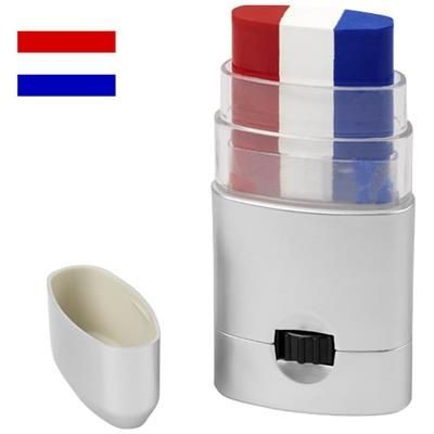 Picture of VELOX BODY PAINT - HOLLAND in Red-white Solid