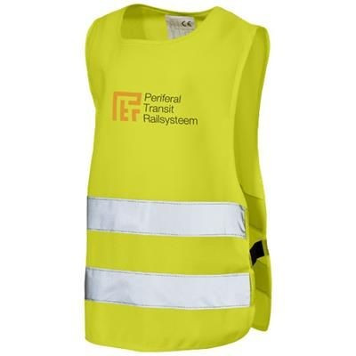 Picture of CHILDRENS SAFETY VEST in Yellow