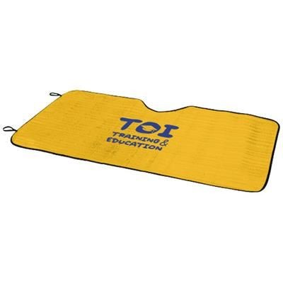 Picture of NOSON CAR SUNSHINE SHADE YW in Yellow