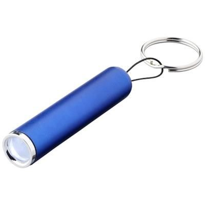 Picture of PULL LIGHT-UP LOGO KEYLIGHT in Royal Blue
