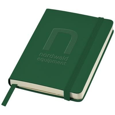Picture of CLASSIC A6 HARD COVER POCKET NOTE BOOK in Green