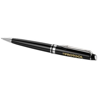 Picture of EXPERT BALL PEN in Black Solid-silver