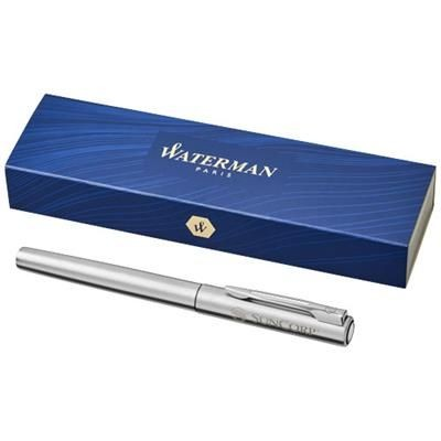 Picture of GRADUATE ROLLERBALL PEN in Silver Chrome