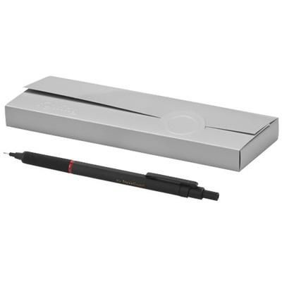 Picture of RAPID PRO MECHANICAL PENCIL in Black Solid