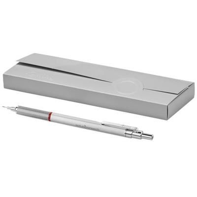Picture of RAPID PRO MECHANICAL PENCIL in Silver