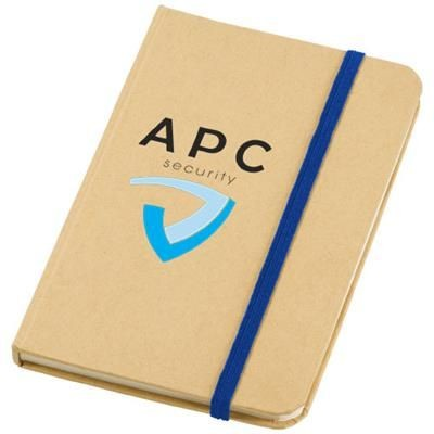 Picture of DICTUM NOTE BOOK in Natural-royal Blue