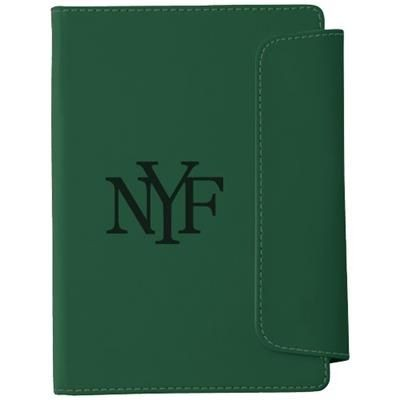Picture of HORSENS A5 NOTE BOOK AND STYLUS BALL PEN in Green