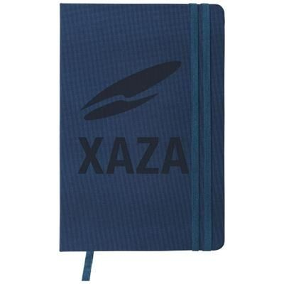 Picture of DENIM A5 HARD COVER NOTE BOOK in Blue