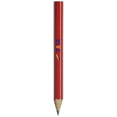 Picture of COSIMO MINI PENCIL with Colour Barrel in Red