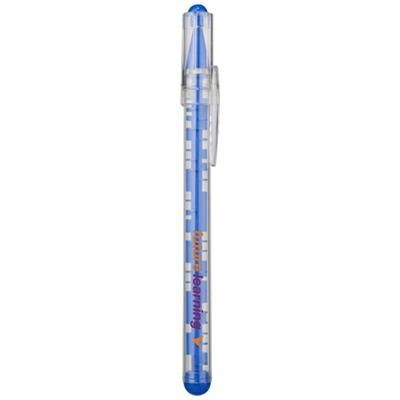 Picture of PUZZLE PEN in Royal Blue