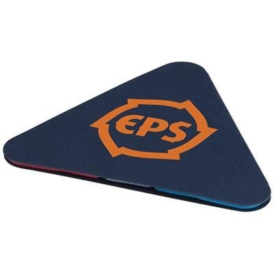 Picture of TRIANGULAR STICKY PAD in Blue