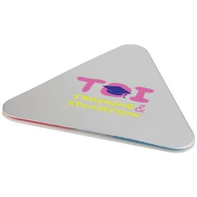 Picture of TRIANGULAR STICKY PAD in Silver