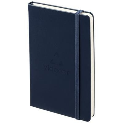 Picture of CLASSIC PK HARD COVER NOTE BOOK - RULED in Sapphire