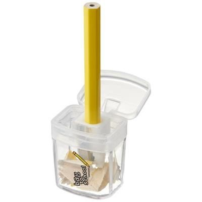 Picture of SHARPI SHARPENER with Container in White Solid