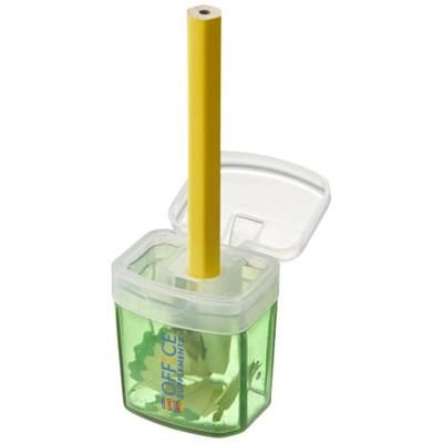 Picture of SHARPI SHARPENER with Container in Green