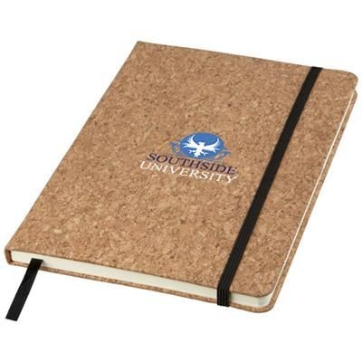 Picture of NAPA A5 CORK NOTE BOOK in Natural