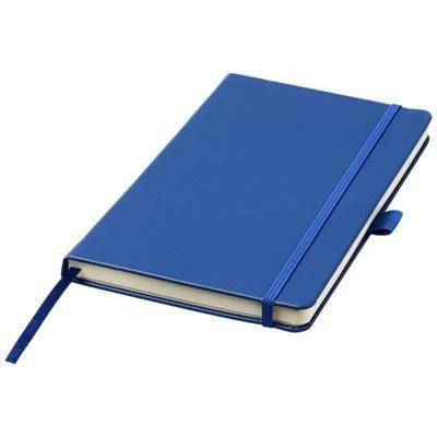 Picture of NOVA A5 BOUND NOTE BOOK in Blue