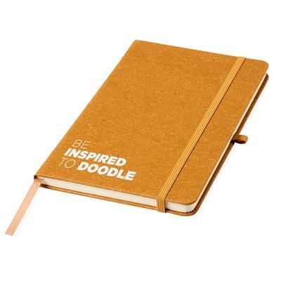 Picture of BE INSPIRED NOTE BOOK in Brown