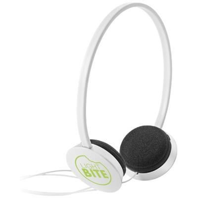 Picture of ABALLO HEADPHONES in White Solid