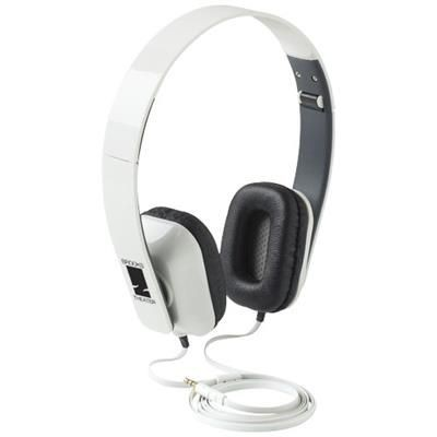 Picture of TABLIS FOLDING HEADPHONES in White Solid