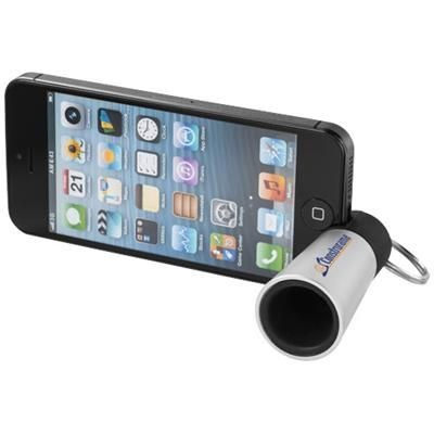 Picture of SONIC AMPLIFIER AND SMARTPHONE STAND in Silver