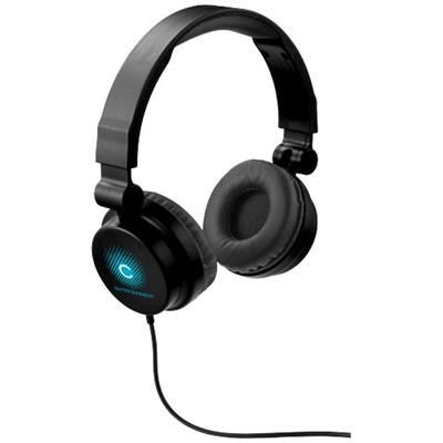 Picture of RALLY FOLDING HEADPHONES in Black Solid