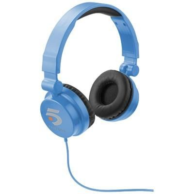 Picture of RALLY FOLDING HEADPHONES in Royal Blue